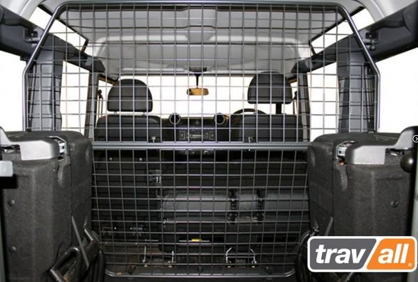 Hundegitter für den Land Rover Defender 110