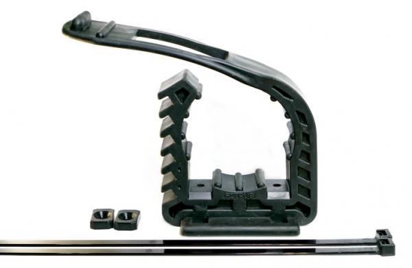 FITRUB Gummiklammer, 60-87mm, 1 Stück