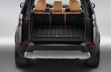 Original Land Rover - Discovery 5 Kofferraummatte mit hinterer Klimaanlage