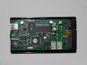 iPhone, USB & Cinch-Audio-Interface