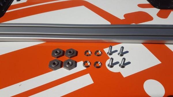 LionParts Querträger für LR-Dachschienen 1195mm