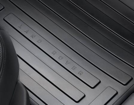 Land Rover Gummimatten Set Freelander 2