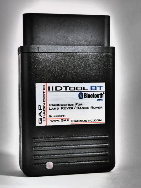 Diagnose- & Konfigurationssystem IIDTool Bluetooth