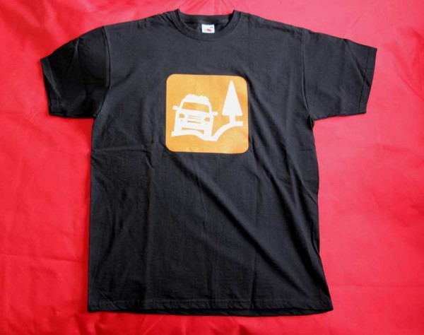 DiscoveryParts Fanshirt Capri T-Shirt Größe M