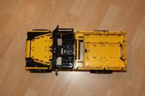 Lego Defender 110 Gelb/Schwarz