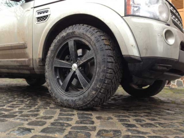Offroad Reifenvorschlag für 19'' Discovery 3&4