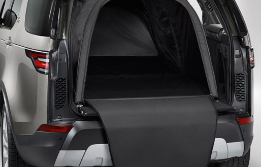 Original Land Rover - Discovery 5 Kofferraummauskleidung
