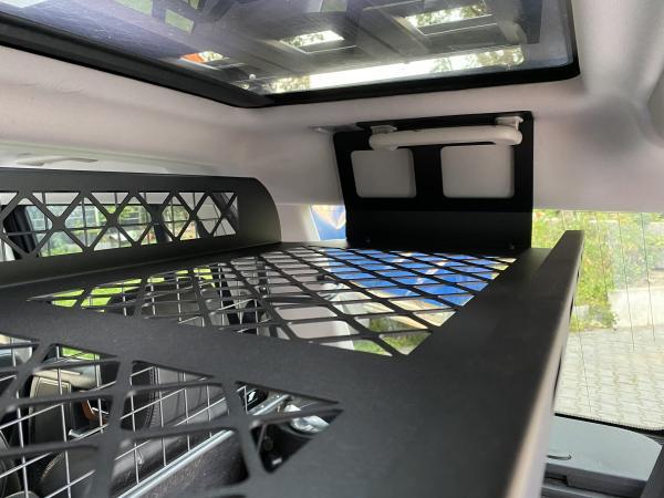 Kofferraum-Gepäckkorb 43cm für den Dachhimmel Discovery 3/4
