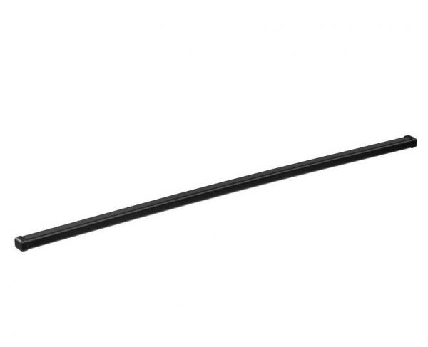 Querträger Kit mit SquareBar 127cm schwarz - New Defender