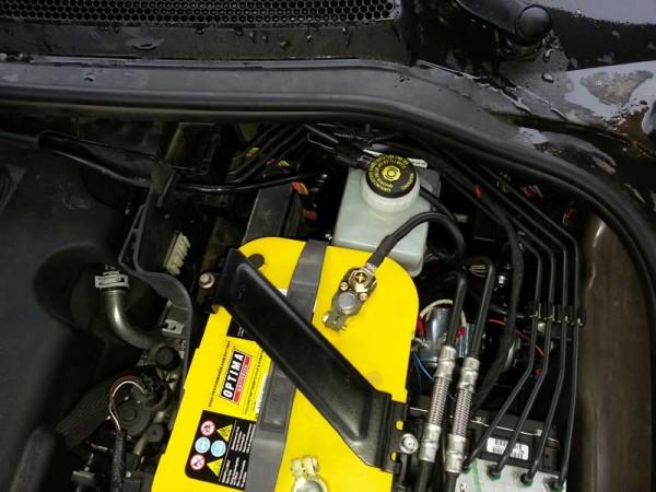 T-Max DBS02 Doppelbatteriesystem