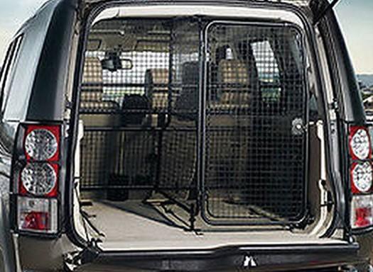 Land Rover Original Hunde-Gepäck-Abteil