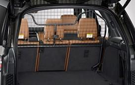Land Rover Kofferraumtrenngitter Discovery 5 halbe Höhe