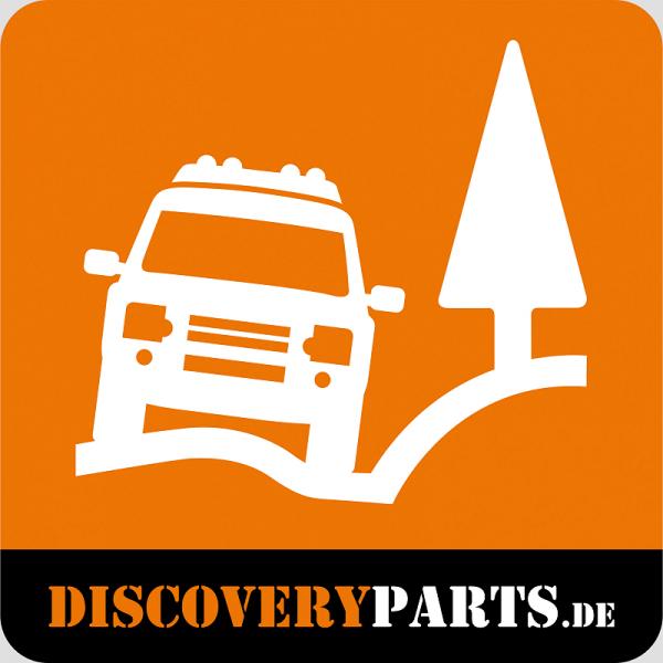 DiscoveryParts Aufkleber Logo