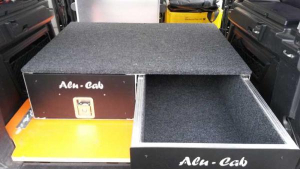 Alu Cab Schubladensystem Discovery