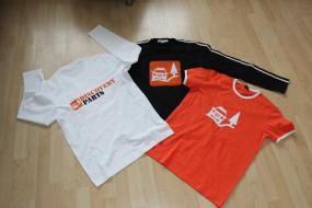 DiscoveryParts Flock Fanshirt Brand T-Shirt Größe XL