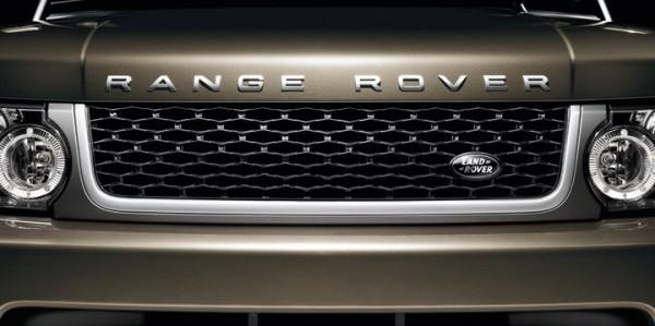 Range Rover Sport 2010-2013 Kühlergrill und seitliche Lufteinlässe für Fahrzeuge mit Dieselmotor ab