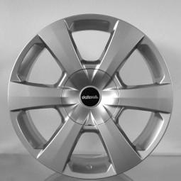 Planet WP silber/schwarz 8,5x18: Reifen Pirelli 235/60R18