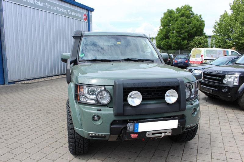 Land Rover A Bar Discovery 4 Au 223 Enschutz