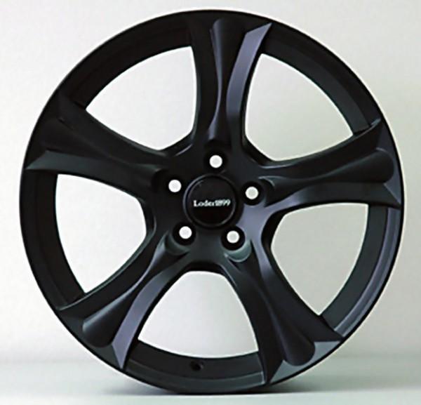 Porto hyper-silber 9x20 ET40: Reifen Continental 275/45R20