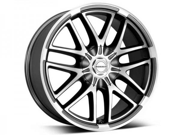 XA 8,5x19: Black-Glossy Verfügbarkeit auf Anfrage