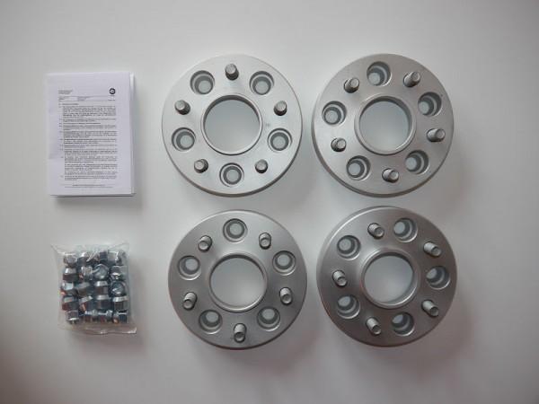 RREVQ / Disco Sport - Hofmann Spurverbreiterung 25/30mm - Alu