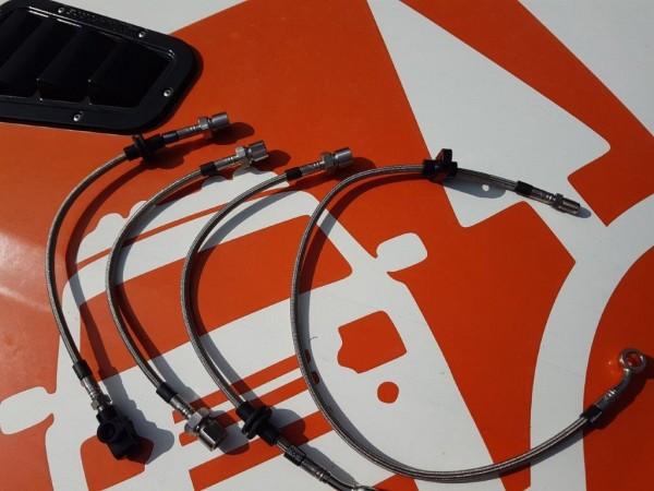 Stahlflex Bremsleitungen Discovery 3