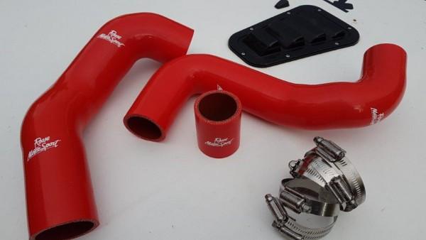 Roose Silikon Turboschlauchkit D4 und RRS 3.0 rot