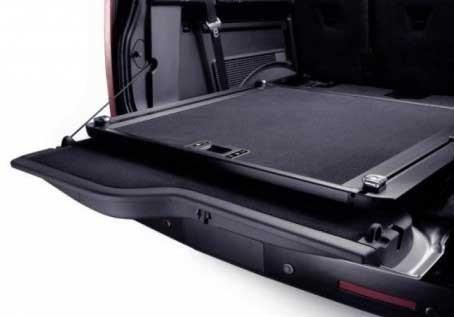 Land Rover Auszug für Discovery 3&4 Kofferraum